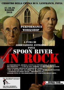 SPOON RIVER IN ROCK 2 leggero